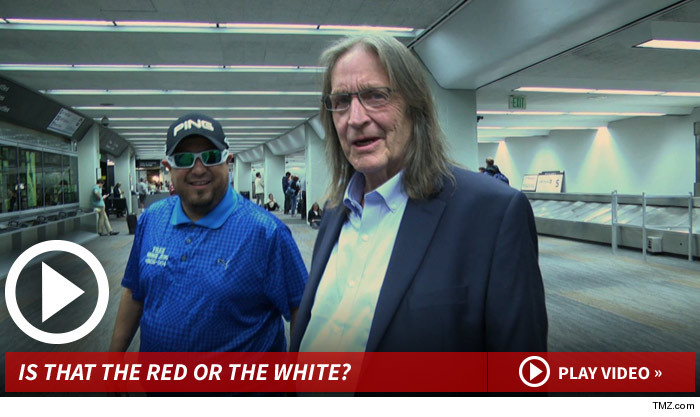 George jung arrived in san francisco on monday night to move into a