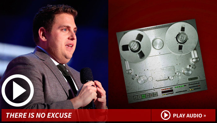 Jonah Hill Apologizes