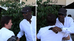 Michael Jordan -- LUNCH WITH MARK WAHLBERG ... But Who Pays???