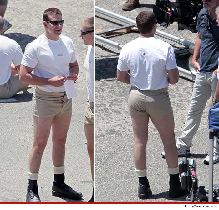 Bradley Cooper Shorts