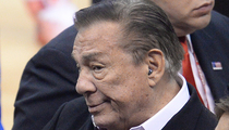 Donald Sterling Dropping NBA Lawsuit -- He's Just Over It
