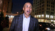 John Starks -- Patrick Ewing Had Bizarre Pre-Game Superstitions