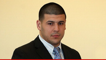 Aaron Hernandez -- NEVER GOT JAILHOUSE TATS ... Officials Say