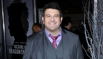 """Man v. Food's"" Adam Richman Poses Naked After 70-Pound Weight Loss -- See the Pic!"
