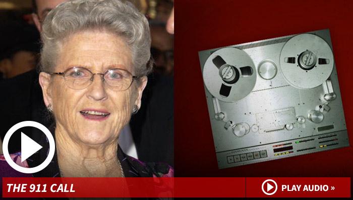 Ann B Davis 911 Call