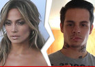 Jennifer Lopez, Casper Smart -- WE'VE SPLIT ... But it Has Nothing to