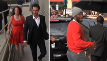 Robert Griffin III -- REDSKINS MOVIE NIGHT ... With Matt McConaughey