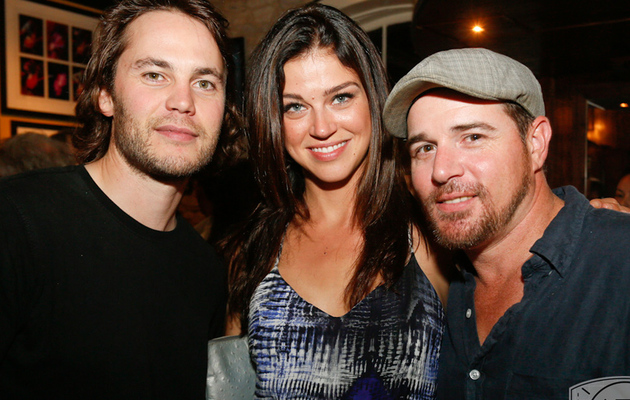 "Texas Forever! Taylor Kitsch Reunites with ""Friday Night Lights"" Costars"