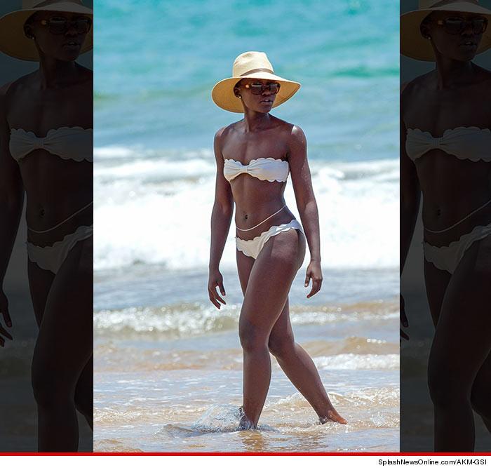 Lupita Nyong'o Bikini