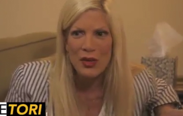 "Tori Spelling Talks About ""Adventurous"" Sex with Dean"