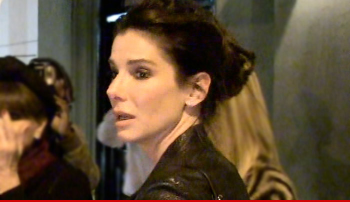 Sandra Bullock Home Break In