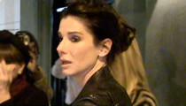 Sandra Bullock -- Break-In At Home ... WHILE SHE WAS THERE!!