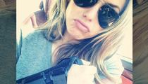 Octagon Girl Brittney Palmer -- I Fractured My Beautiful Wrist ... But Won't Miss UFC 174