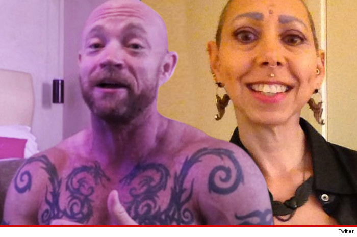 Buck Angel Divorce