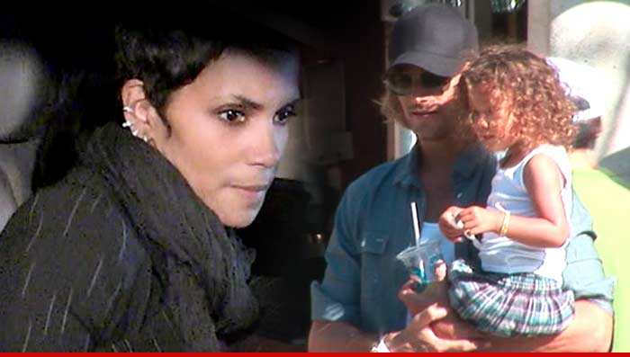 Halle Berry Child Support Settlement
