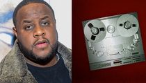 'Notorious' Actor Jamal Woolard 911 Call -- He's Choking My Mom ... Stepson Tells Cops