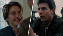 Tom Cruise -- Suffers Beat Down by Chick Flick