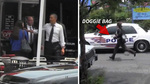 President Obama's Burger Run -- Secret Service Left Holding the Doggie Bag
