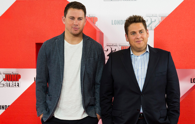 Video: Channing Tatum Reveals X-Rated Bet with Jonah Hill