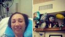 Amy Van Dyken -- Posts Smiling Pic from ICU ... 'I'm Doing Great'