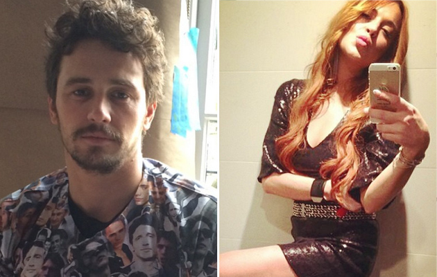 James Franco Pens Short Story About His Lindsay Lohan Encounter