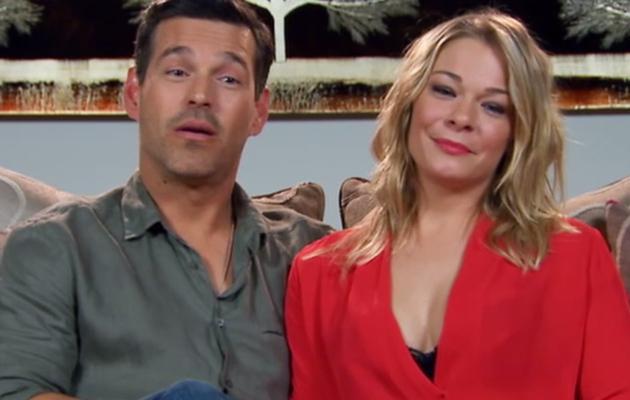LeAnn Rimes & Eddie Cibrian Diss Brandi Glanville in Reality Show Teaser