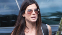 Sandra Bullock Alleged Stalker -- Machine Gun Found