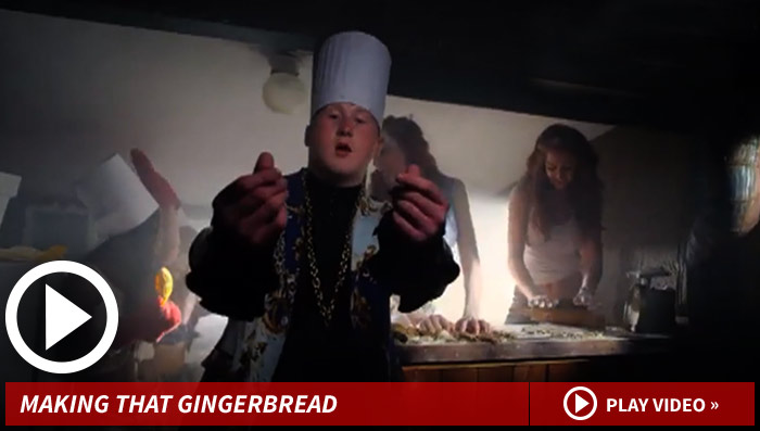 Hollywood Hillbillies Gingerbread Music Video