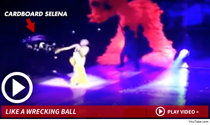 Miley Cyrus Disses Selena Gomez