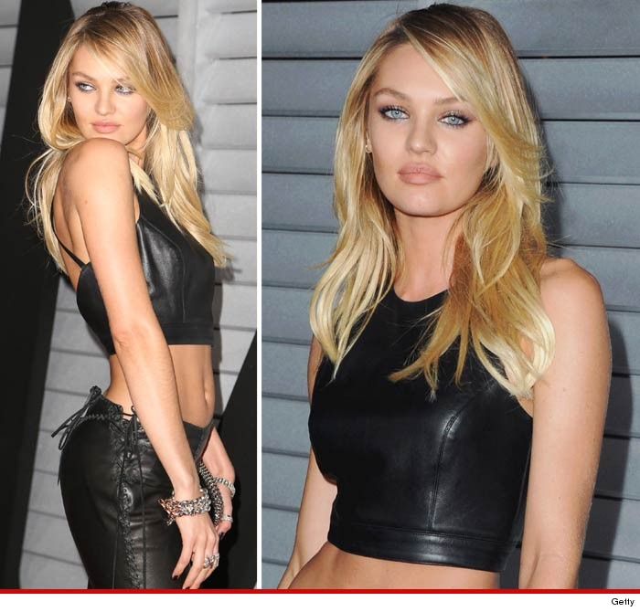 Candice Swanepoel Maxim Hot 100 Party