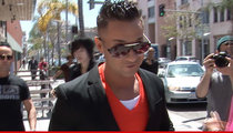 The Situation's Tanning Salon Employees Get Stiffed, Call Cops
