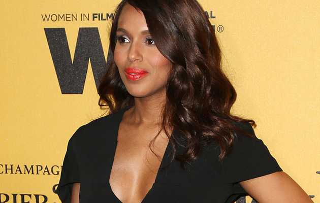 Kerry Washington Returns to Red Carpet Two Months After Giving Birth