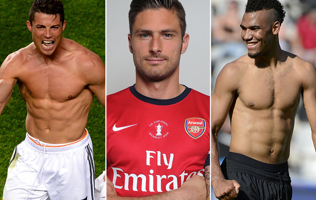 Every Team Has a Cristiano Ronaldo -- See the Hottest Men of the World Cup!