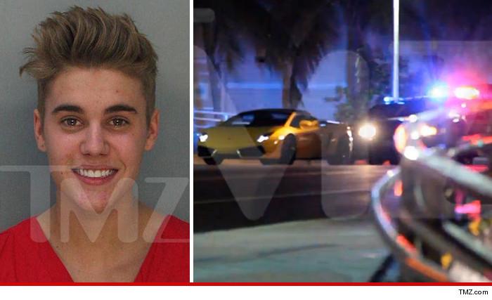 Justin Bieber Plea Deal DUI