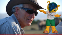 World Cup Mascot -- Armadillos Are Badass & Horny ... Says Jack Hanna