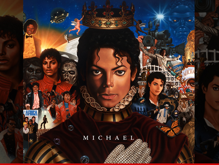 Michael Jackson Fan Sues Estate ... I Don't Hear Enough MJ on This MJ Disc