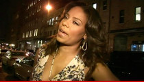 'Love & Basketball' Star Sanaa Lathan -- Stalker Was Sleeping In My Home!!