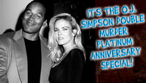 O.J. Simpson RETURNED to the Scene of the Crime ... Says Famed O.J.ologist