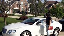 NFL Star Joe Haden -- My Wife Is Ridin' FLY... 'Cause Of My BALLER Anniversary Gift