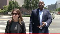 Sherri Shepherd & Lamar Sally -- Shut Up About Your Surrogate ... Judge's Orders