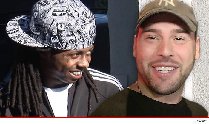 Lil Wayne Beef Scooter Braun