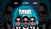 'Men In Black 3' -- Student Sues for $2 BILLION!! Studio Stole My Homework