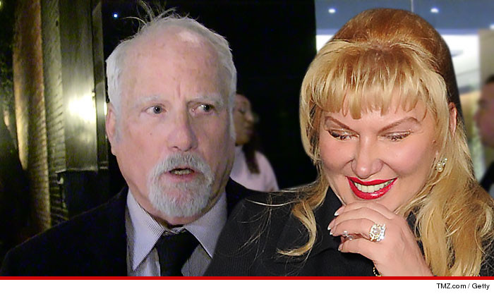 Richard Dreyfuss Wife DUI