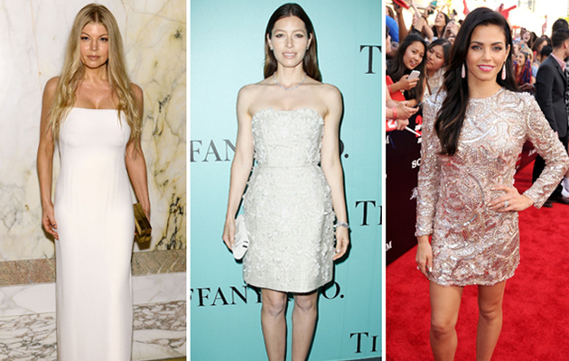 Fergie, Jessica & More -- See This Week's Best Dressed Stars!