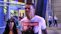 Matt Barnes -- CALLS SHENANIGANS ON 3-POINT SHOOTOUT