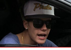 Justin Bieber -- D.A. To File Vandalism Charges Today in Egging Case
