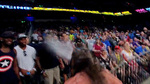 TNA Wrestler -- SPITS BEER ON DALLAS COWBOYS ... [Scripted] Chaos Ensues