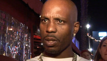 DMX -- Ex-Wife Dips Into His Wages ... Get At My Paycheck, Dog