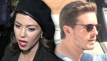 Kourtney Kardashian Kicks Scott Disick Out of Hamptons Rental Home