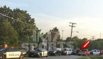 Marion Barber -- 5 Cop Cars Responded to Arrest Scene